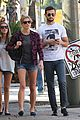 ashley greene paul khoury hang with friends in la 01