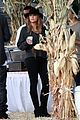 ashley benson takes her pup to the pumpkin patch 04