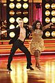 amber riley brant daugherty dwts week 6 14