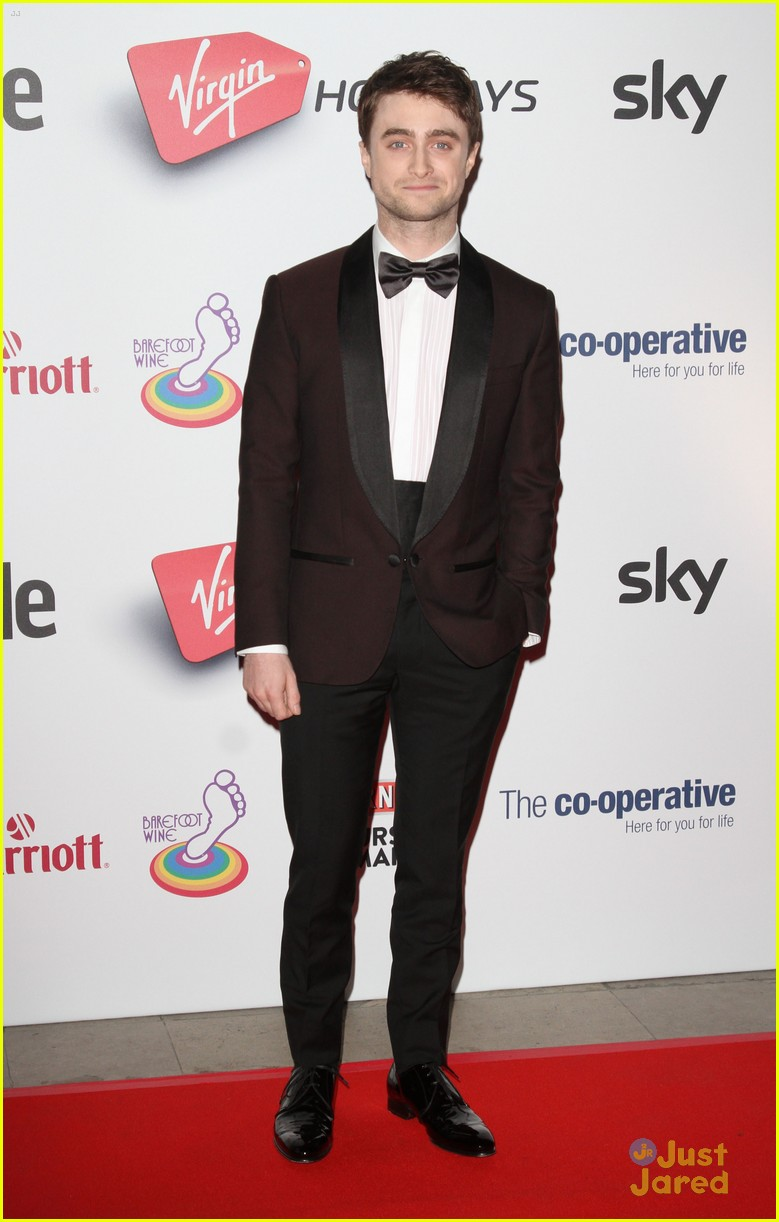 daniel radcliffe ellie goulding attitude awards 09