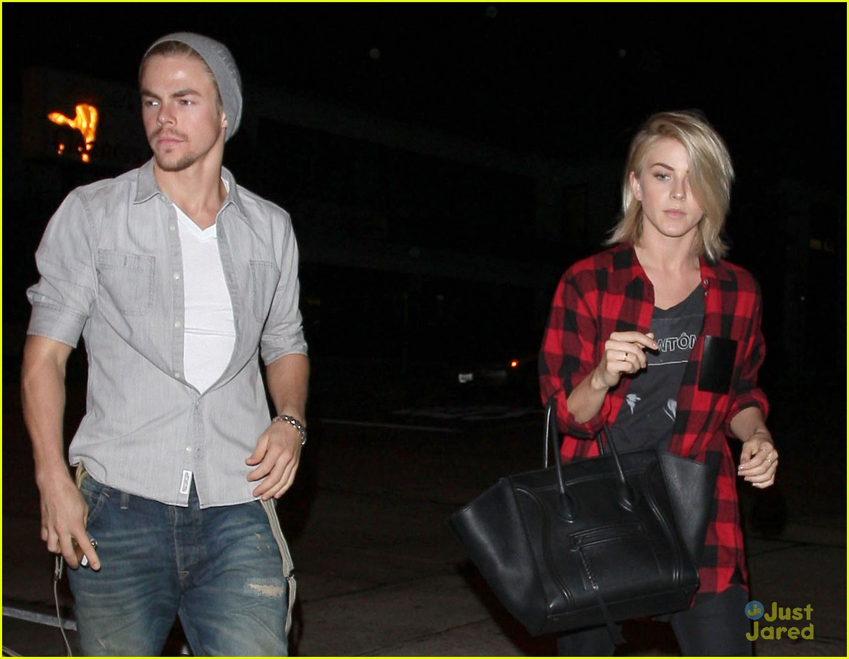 julianne derek hough craigs dinner duo 01