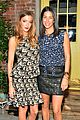katie cassidy rebecca minkoff holiday collection luncheon 05