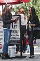 ashley madekwe cara santana lunch date 15