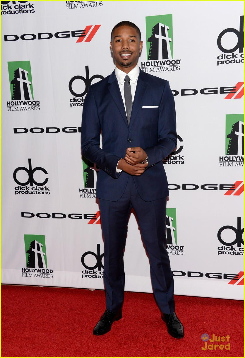 michael b jordan hollywood film awards 2013 01