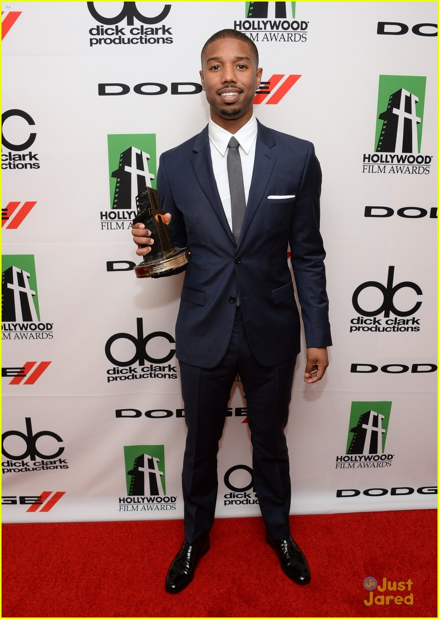 michael b jordan hollywood film awards 2013 03