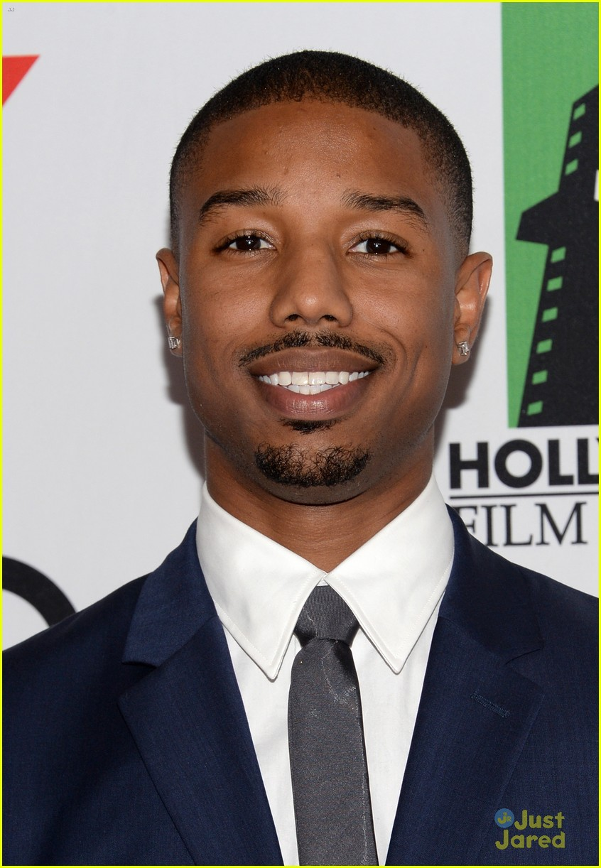 michael b jordan hollywood film awards 2013 04