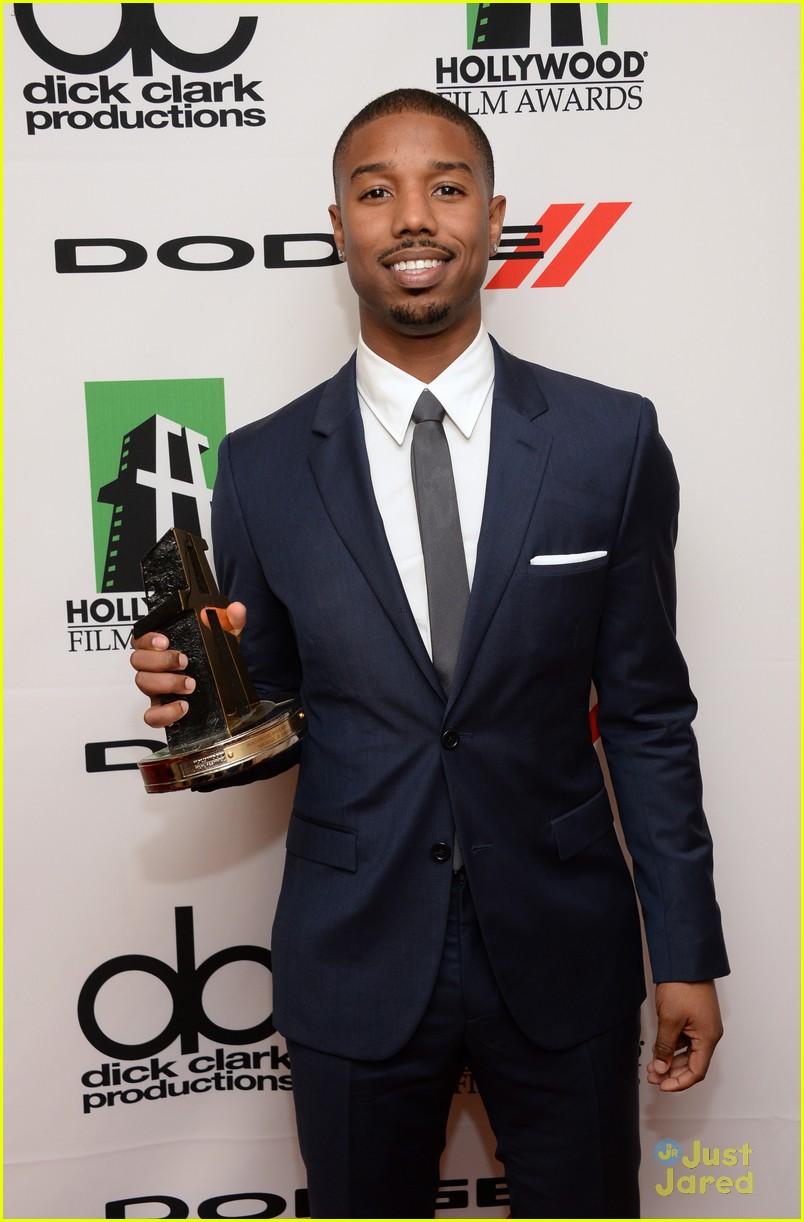 michael b jordan hollywood film awards 2013 08