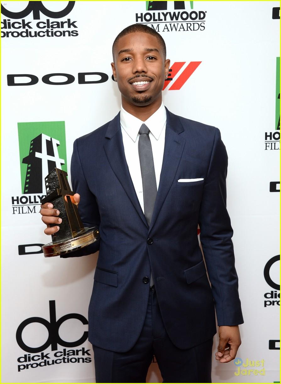 michael b jordan hollywood film awards 2013 09