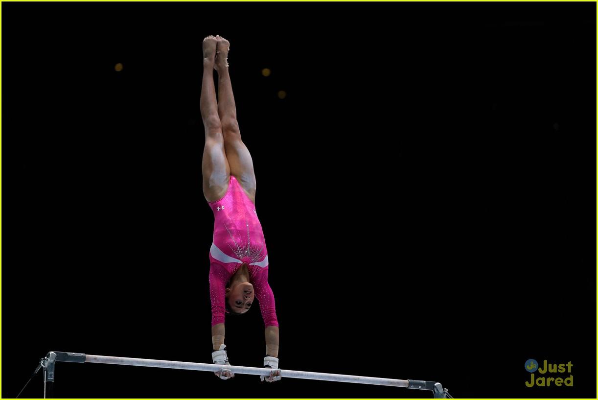 mckayla maroney kyla ross antwerp championships 20