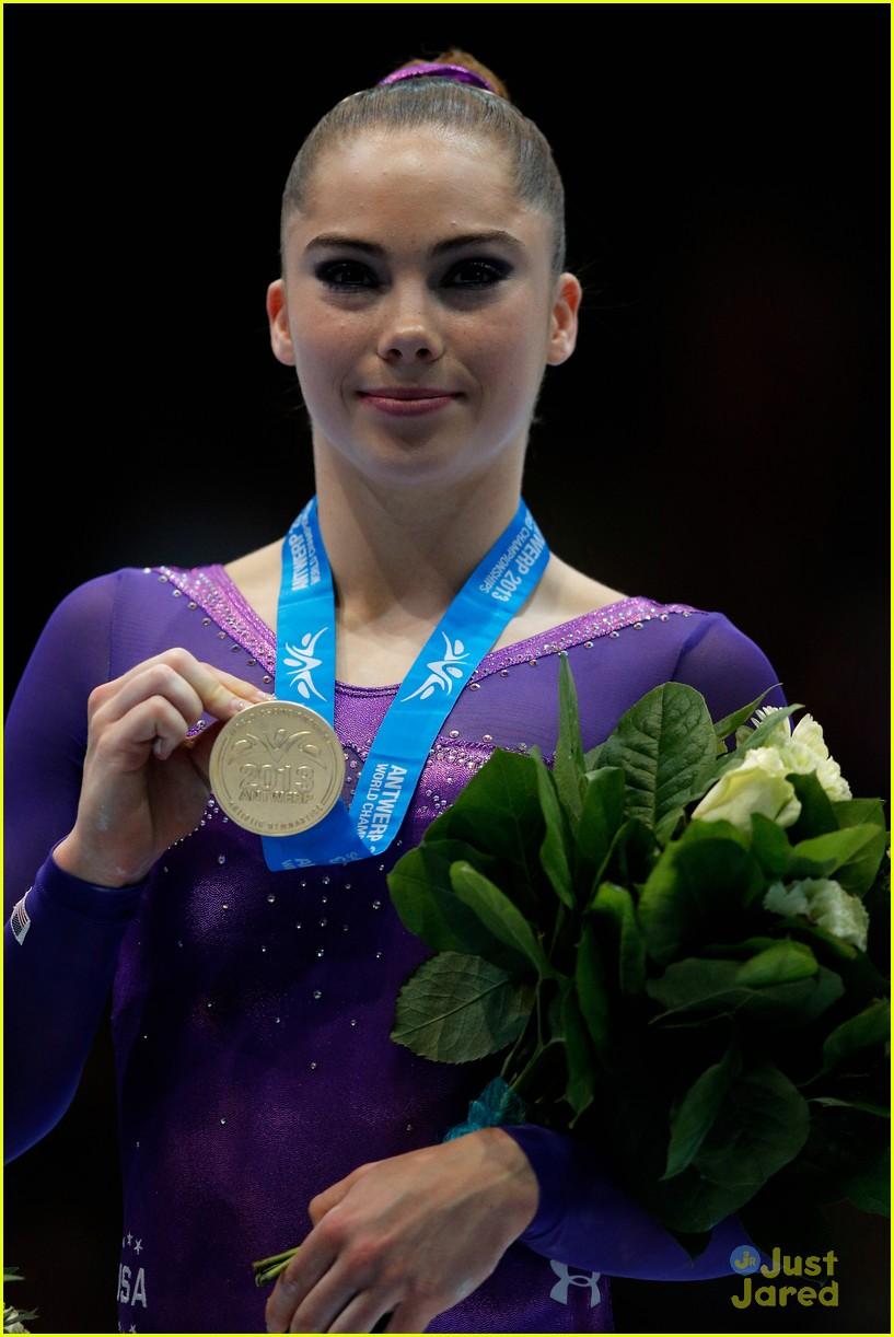 mckayla maroney kyla ross antwerp championships 29