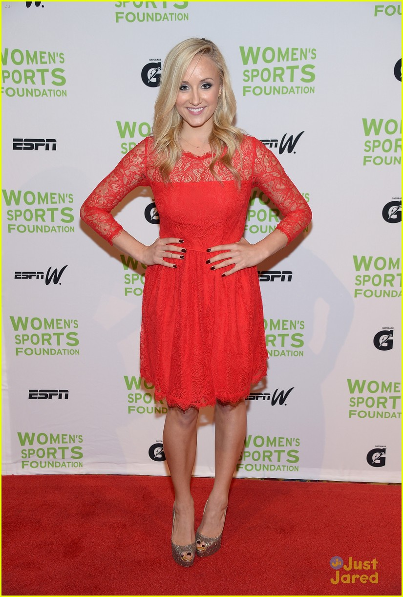 nastia liukin salute women sports 13