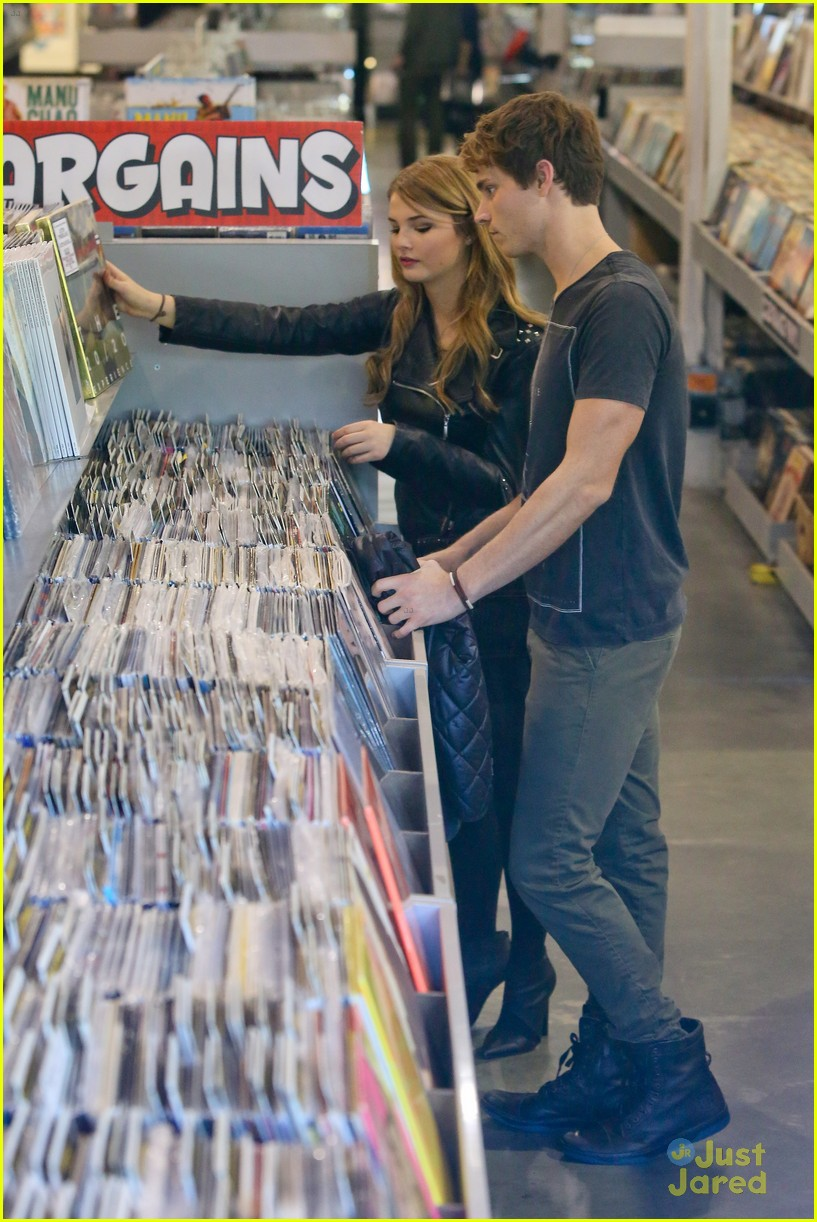 stefanie scott spencer sutherland amoeba music 02