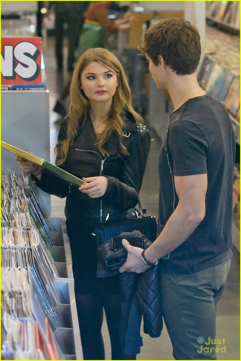 stefanie scott spencer sutherland amoeba music 03