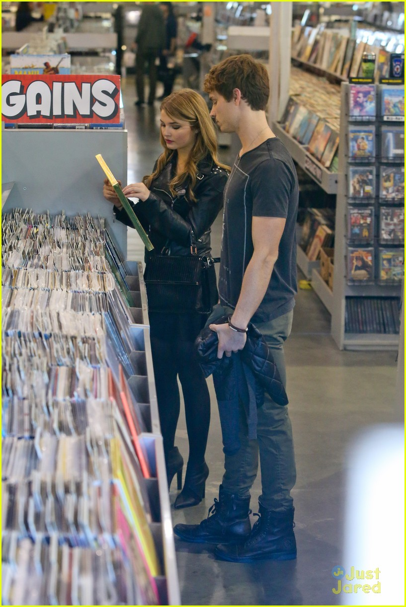 stefanie scott spencer sutherland amoeba music 05