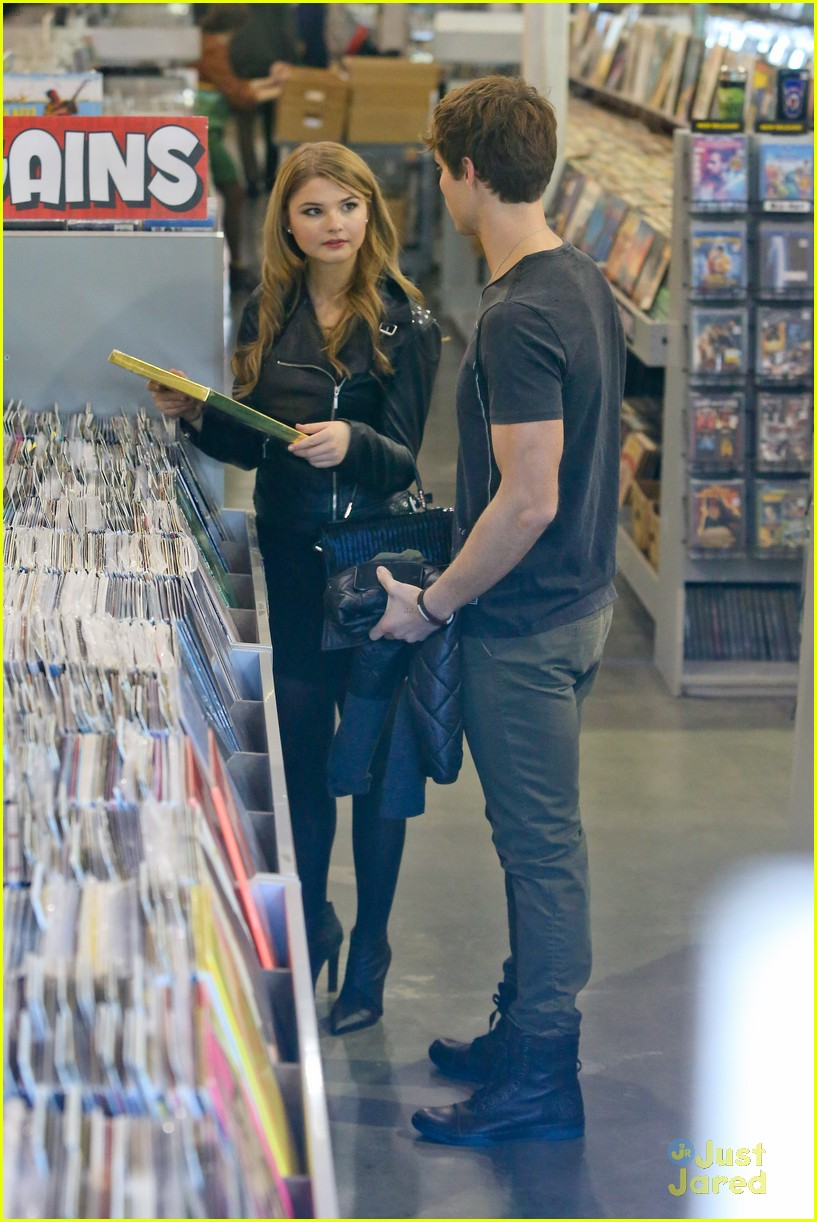 stefanie scott spencer sutherland amoeba music 14