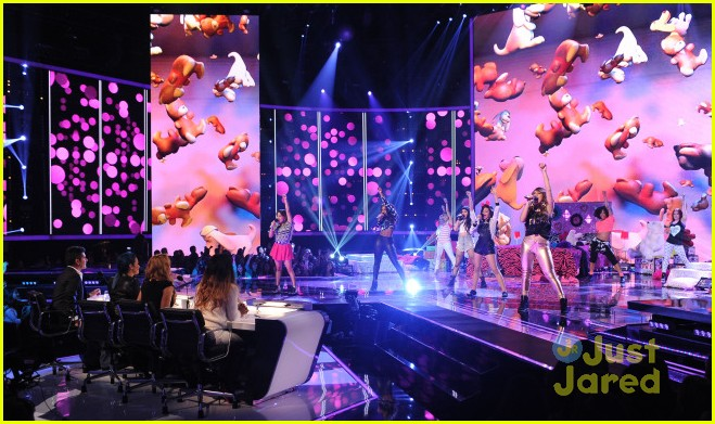 fifth harmony x factor performance watch 05