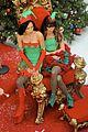 lea chris naya glee christmas scenes 10