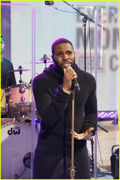 jason derulo military couple engaged gma 04