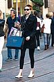karen gillan grove shopping 09