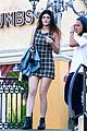 kylie jenner pretty in plaid 08