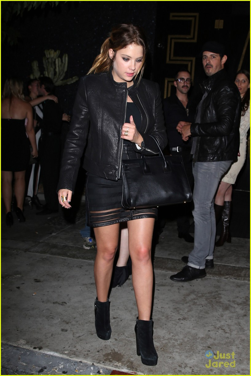ashley benson shay mitchell pll wrap party troian bellisario 07