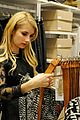 emma roberts hm new orleans store opening 08