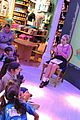 kiernan shipka sofia reading event 10