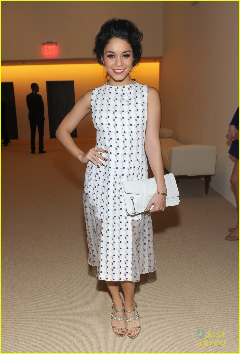 vanessa hudgens cfda vogue fashion fund celebration 01