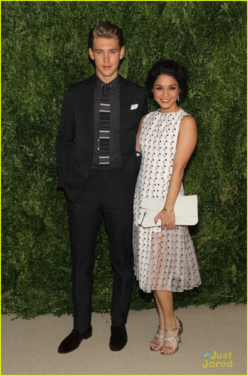 vanessa hudgens cfda vogue fashion fund celebration 04