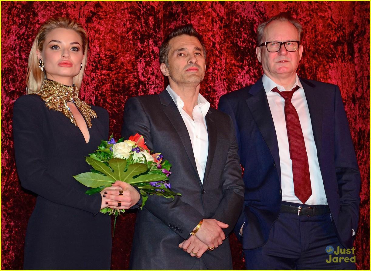 emma rigby physician berlin premiere 10