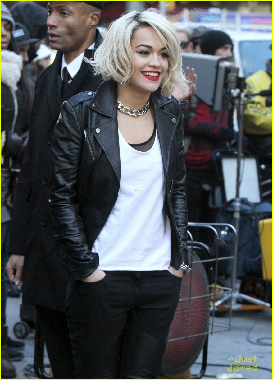 rita ora dkny shoot 14