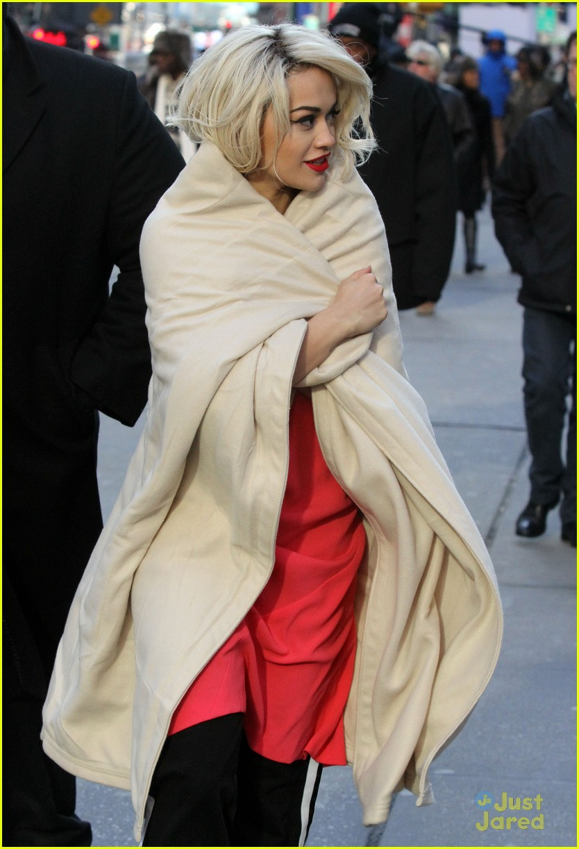 rita ora dkny shoot 16