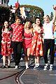 ross lynch maia mitchell teen beach movie disney christmas parade 02