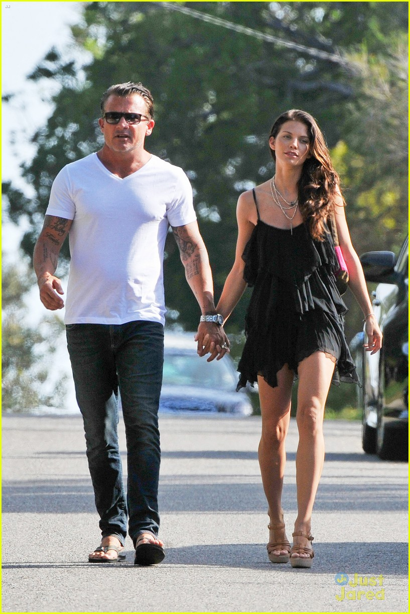 Dominic Purcell 2014 | www.pixshark.com - Images Galleries ... Dominic Purcell And Annalynne Mccord