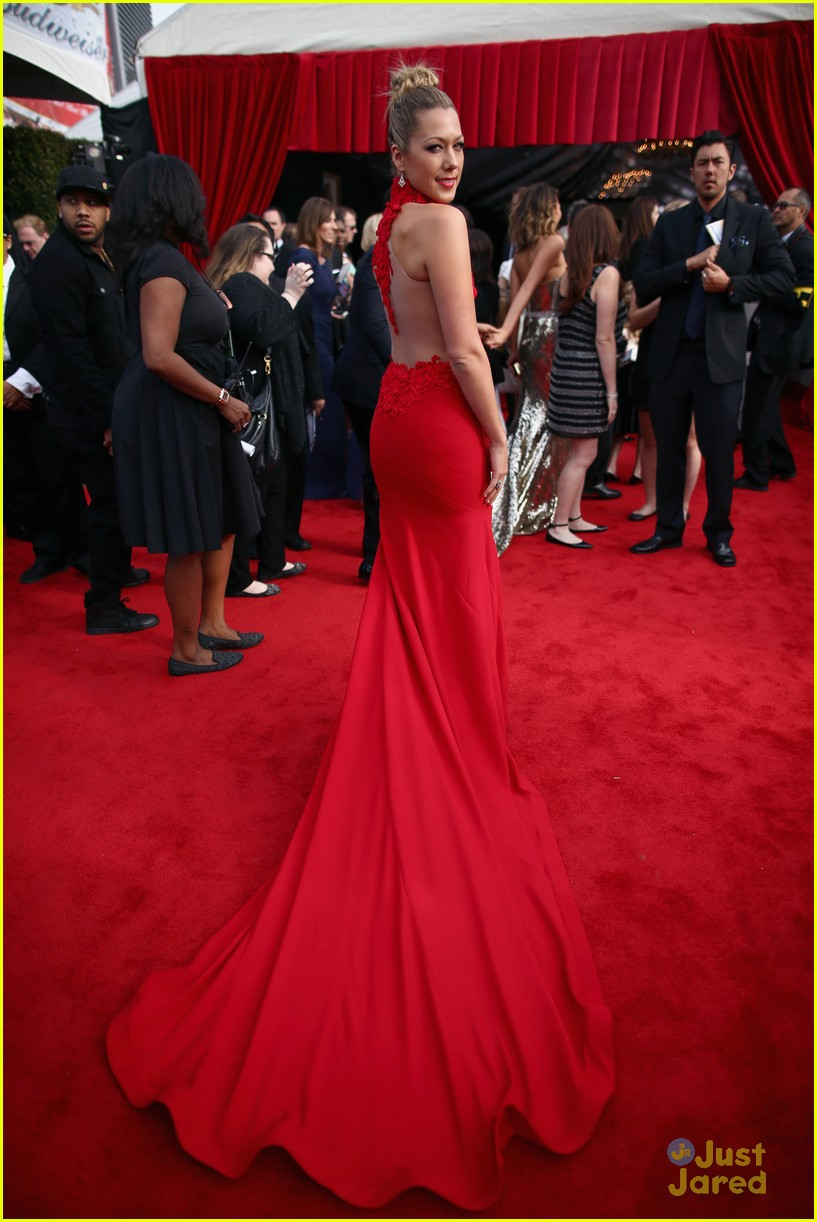 colbie caillat 2014 grammy awards 01