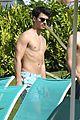 joe jonas shirtless frisbee hawaii 10