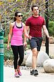 lea michele workout jonathan groff 13