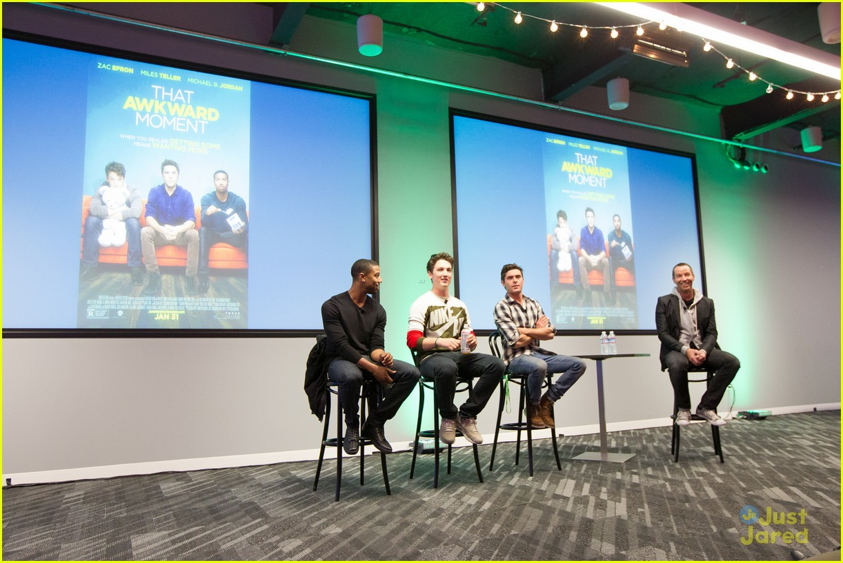 Zac Efron & Miles Teller: Twitter & Facebook HQ Pics | Photo 635290