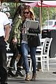 ashley tisdale shenae grimes lunch toast 12