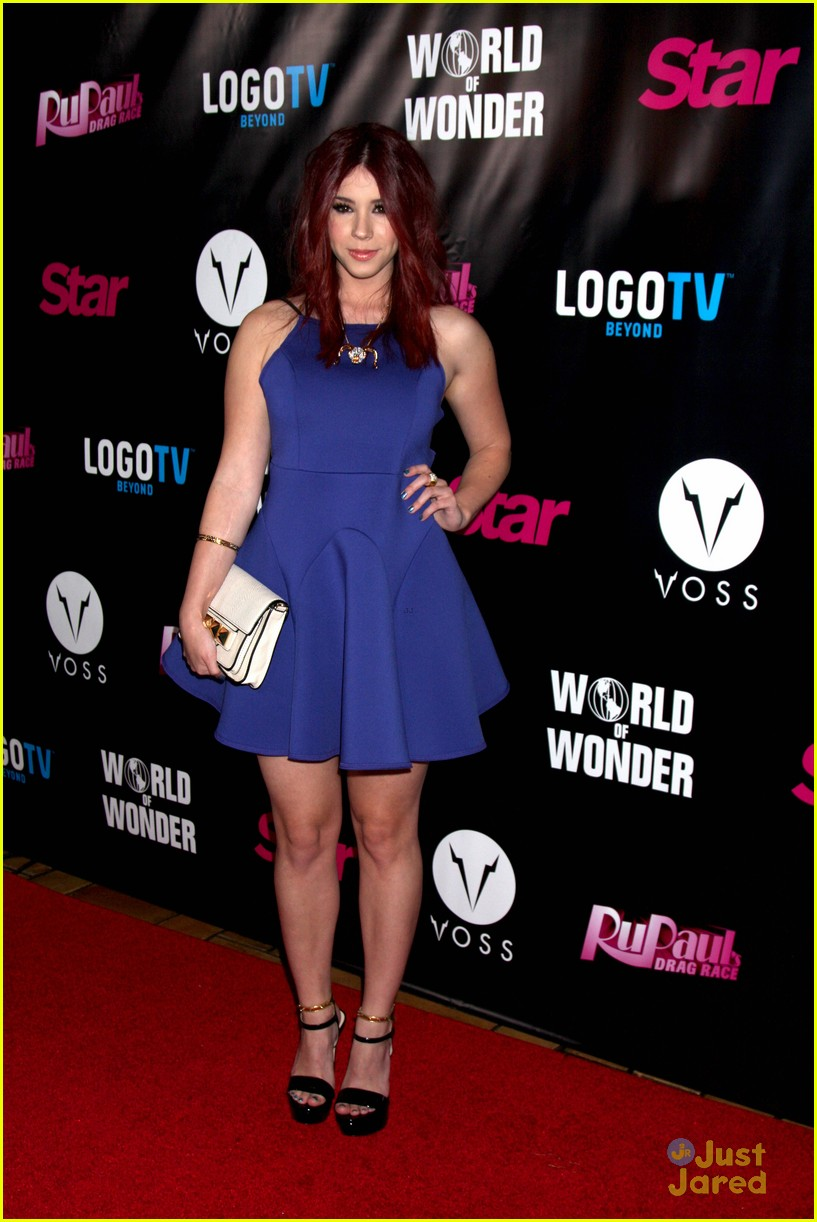 molly tarlov jillian rose reed rupaul drag race premiere party alex newell 09