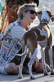 julianne hough puppy kisses in manhattan beach 18