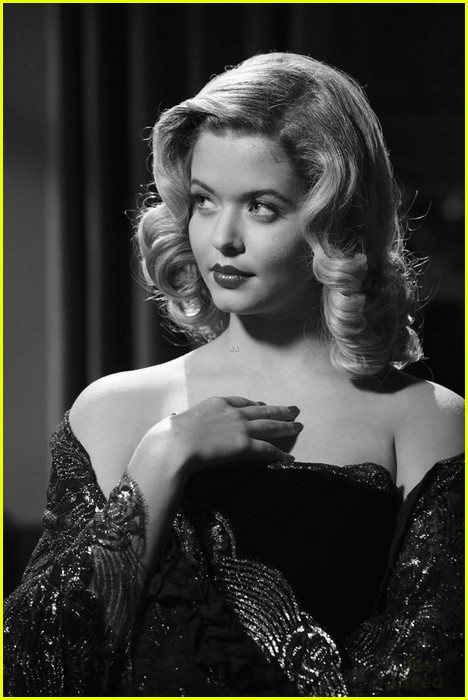 Pretty little liars black white noir episode stills 02