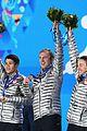 maddie bowman short track relay womens hockey sochi olympics medal count 08