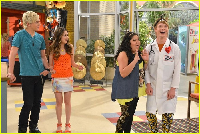Austin and ally watch