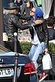 cara delevingne chanel show lunch michelle rodriguez 11