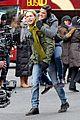 chord overstreet darren criss piggyback ride glee nyc 06