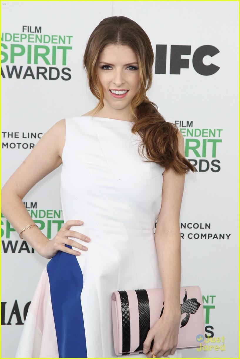 Anna Kendrick Aubrey Plaza Film Independent Spirit Awards