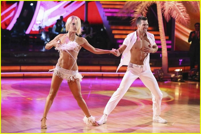 Dancing With The Stars James Race Car Driver