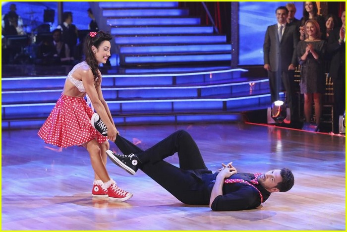 meryl and max dwts