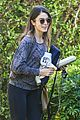 nikki reed purse drop off friends home 02